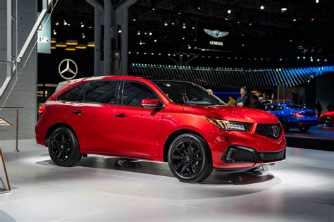 Acura Rdx Hybrid 2020 by 2020 Acura Rdx Crossover Suv Headed To U S 2020