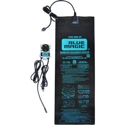 blue magic solid state hi watt waterbed heater walmart com