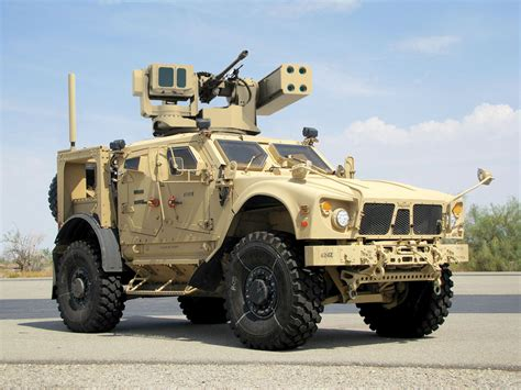 Army To Test Counter-drone Matv Upgrade In Combat Next Year
