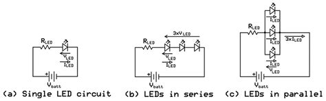 Calculating Current Limiting Resistor Values For Led