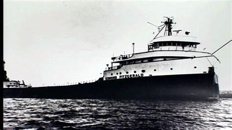 what year did the edmund fitzgerald sank 41 years ago edmund fitzgerald sinks in lake superior