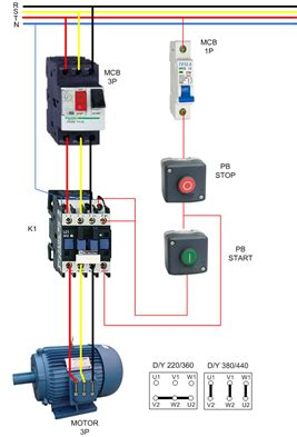 3 phase motor wiring diagrams electrical info non