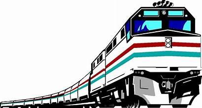 Train Clipart Cliparts Railway Clip Jobs Google