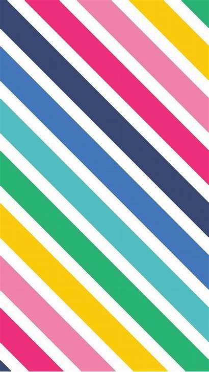 Rainbow Iphone Stripes Wallpapers Pop Salvo Shopify