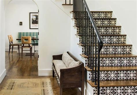 comment decorer  escalier elle decoration
