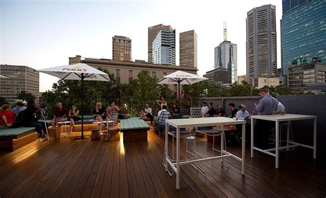 The Best Rooftop Bars In Melbourne  Concrete Playground