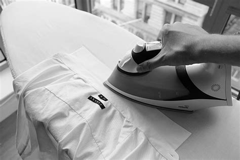 how to iron how to iron a dress shirt correctly the dude society an online magazine for guys