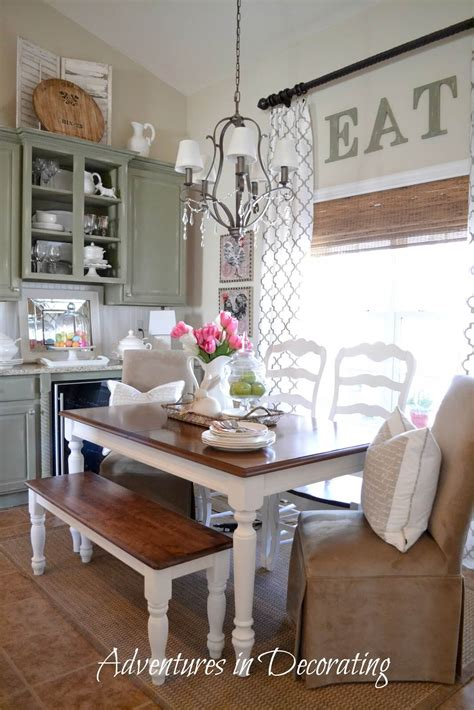 how to decorate your kitchen table 37 best farmhouse dining room design and decor ideas for 2017