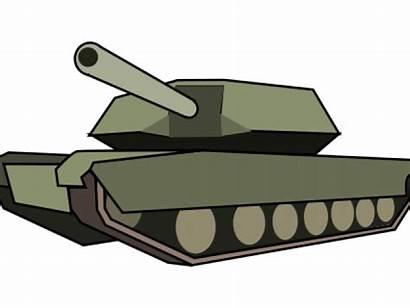 Tank Army Clipart Military Clip Cartoon Tanker