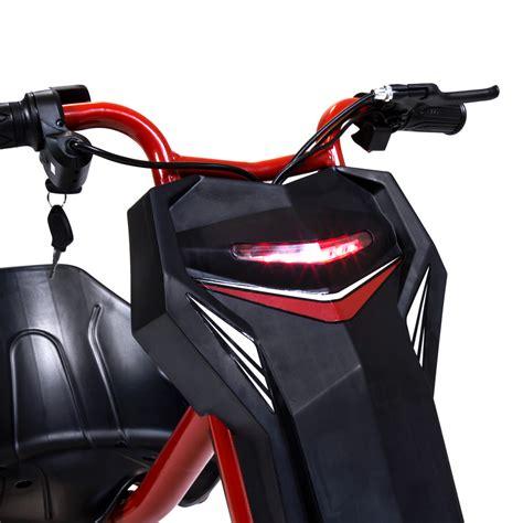 elektro drift trike charles bentley 360 elektro drift trike driftscooter mit 3 r 228 dern spielzeug ebay