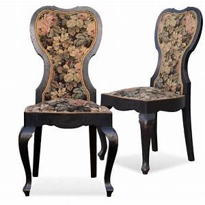 Antike Stühle Jugendstil : antike st hle jugendstil sessel schwarz hochlehnstuhl ~ Michelbontemps.com Haus und Dekorationen