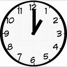 1 O Clock Clip Art At Clkercom  Vector Clip Art Online, Royalty Free & Public Domain