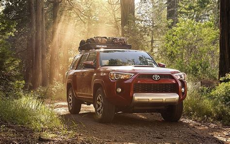 Toyota 4runner Towing Capacity by Toyota Towing Capacity Guide For Suvs And Trucks