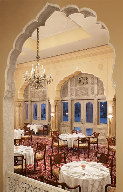 Le Rambagh Palace, Jaipur  Un Palais Royal