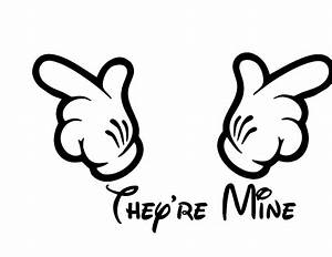 The gallery for --> Mickey Mouse Hands Printable
