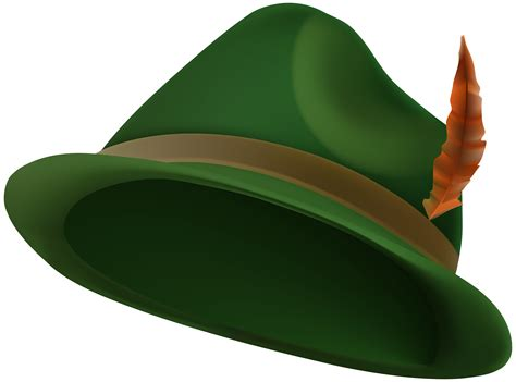 Transparent Background Hat Clipart Png by Oktoberfest Green Hat Transparent Png Image Gallery