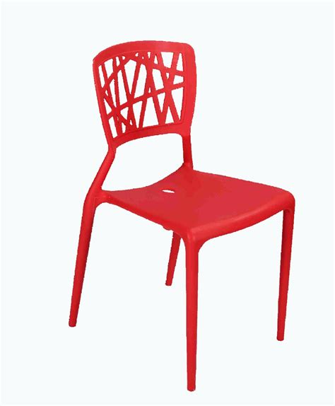 Armless Yellow Plastic Dining Chair  Buy Dining Chair