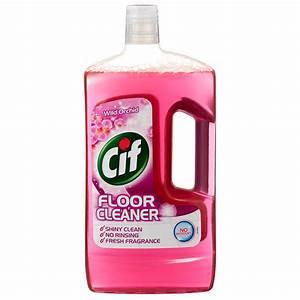BM Cif Wild Orchid Floor Cleaner 1L 252363 BM