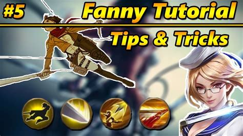 Fanny Tips & Tricks #5