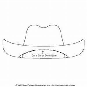 1000 images about cowboy camp on pinterest cowboy party With paper cowboy hat template