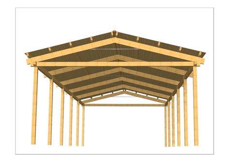 disegno tettoia in legno progetto tettoia in legno con ing marco gelati e prospetto