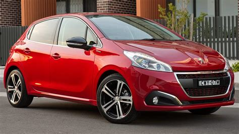 small renault peugeot 208 active 2016 review carsguide