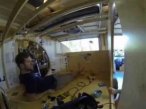Denizen Teardrop Trailer Build  U2014 Hidden Electrical Routes