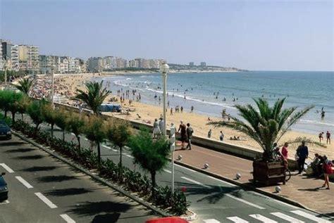 les sables d olonne la ville du vend 233 e globe id 233 es vacances