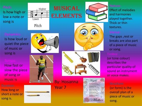 Understanding how to read and as we bring this article on the five basic elements of music, this element describes the qualities of. PPT - Musical Elements PowerPoint Presentation, free ...