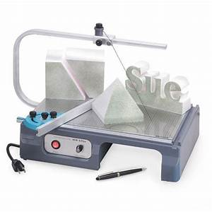 Mighty Might Hot Wire Foam Cutting Table  Demand Products