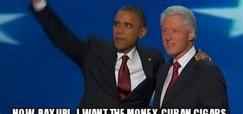 Bill Clinton Obama Meme - clint eastwood meme politicalmemes com