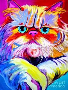 Pintura Moderna y Fotografía Artística : Cuadros de Gatos al Óleo, Alicia VanNoy