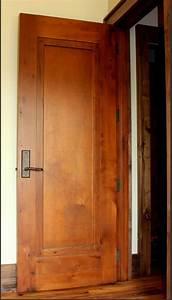 Custom, Wood, Interior, Doors