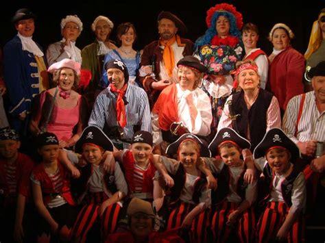 treasure island  panto wrington drama club