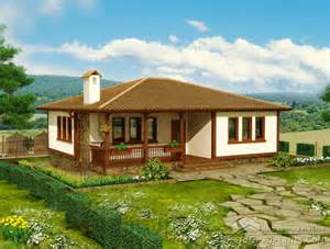 one storey house pictures 1 storey traditional bulgarian house