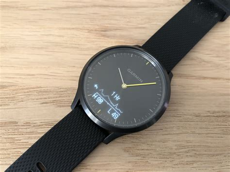 Review Garmin Vivomove HR - Elegant 24×7 Tracker - Fitness