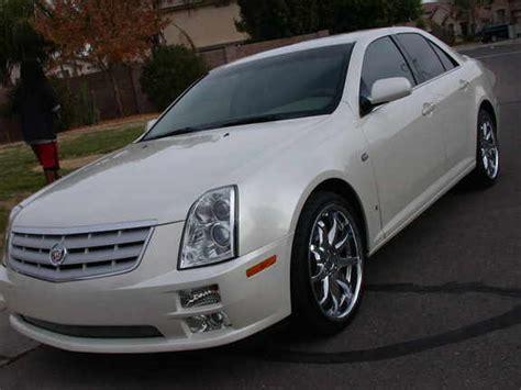 Hndzoff 2006 Cadillac Sts Specs, Photos, Modification Info