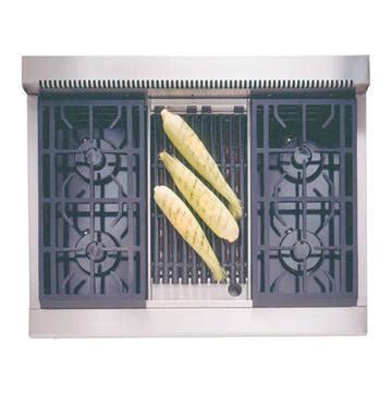 ge monogram lp rangetop  wide  burners  grill closeout  sale  paterson  jersey