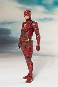 justice league the flash artfx statue figure