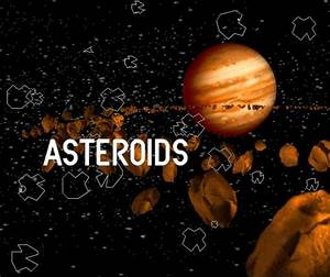 Asteroids Movie Coming From Universal - FilmoFilia