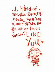 I Like You Quotes | Quotes Tree