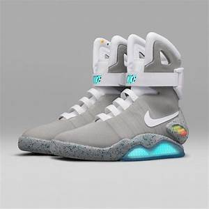 Nike Mag 'Back to the Future Part II' Shoes: How to Get Them