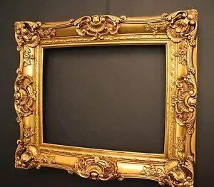 Bilderrahmen 50 X 40 : rokoko bilderrahmen 40 x 50 cm 60x70 cm gold vintage barockrahmen jugendstil ebay ~ Yasmunasinghe.com Haus und Dekorationen