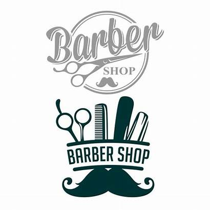 Barber Clipart Svg Cuttable Designs Scrapbooking Silhouette