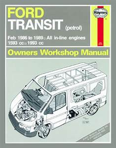 Haynes Ford Transit  Mk 3  Manual