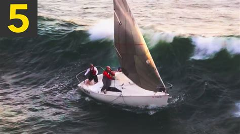 Sailboat Fails by 5 Most Epic Sailing Fails Are 4 Will Shock U Silly