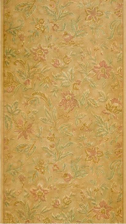 Embossed Leaves Flowers Antique Bollingco Crafts