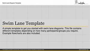 Ppt - Swim Lane Template Powerpoint Presentation