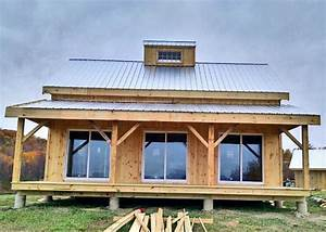 ready to live 1200 sq ft timber cabin for 22836 top With 20x30 garage kits