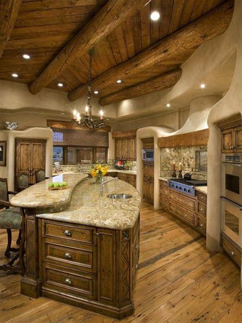 meuble de cuisine rustique le meuble massif est il convenable pour l 39 intérieur